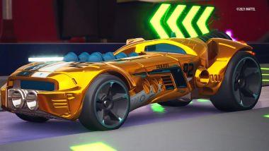 Hot Wheels Unleashed: una schermata di gioco