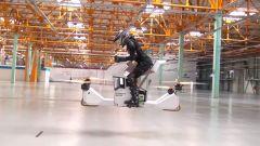 Hoverbike Scorpion-3: ecco la moto volante elettrica [VIDEO] - Immagine: 1