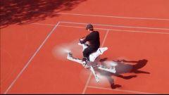 Hoverbike Scorpion-3: la moto volante elettrica