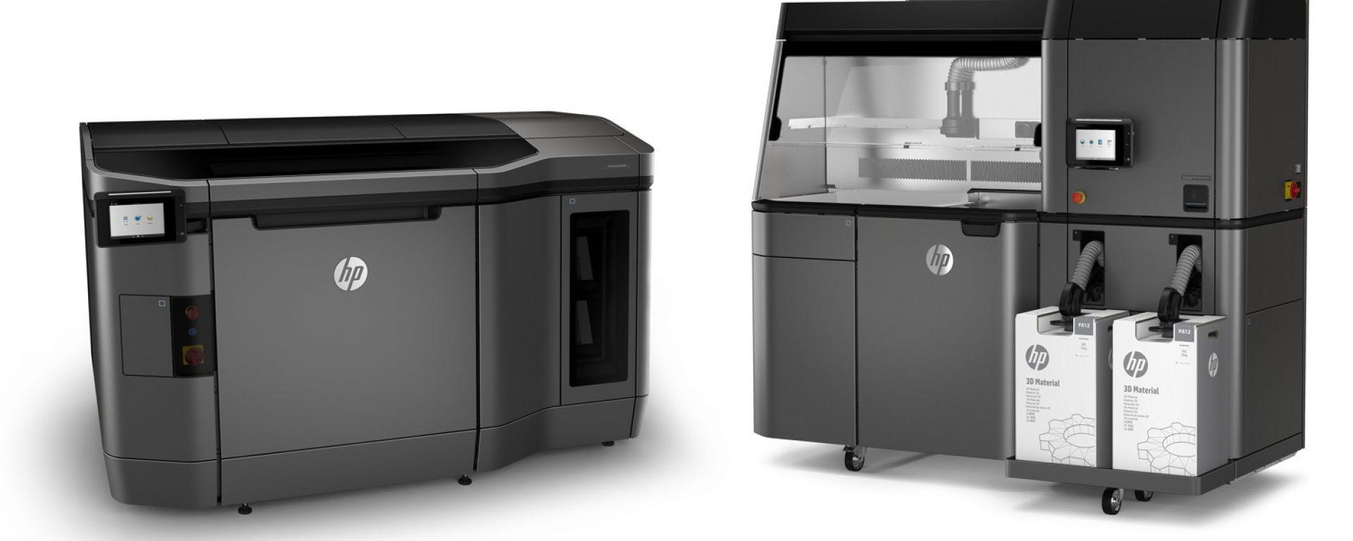 HP con Bmw, Nike, Autodesk e Siemens per la stampa 3D