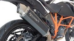 HP Corse 4Track: lo scarico aftermarket per KTM Adventure  - Immagine: 1