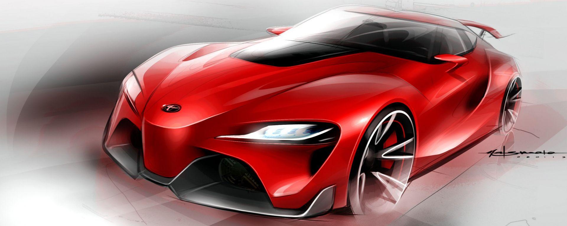 Toyota Supra: la nuova generazione entro fine anno