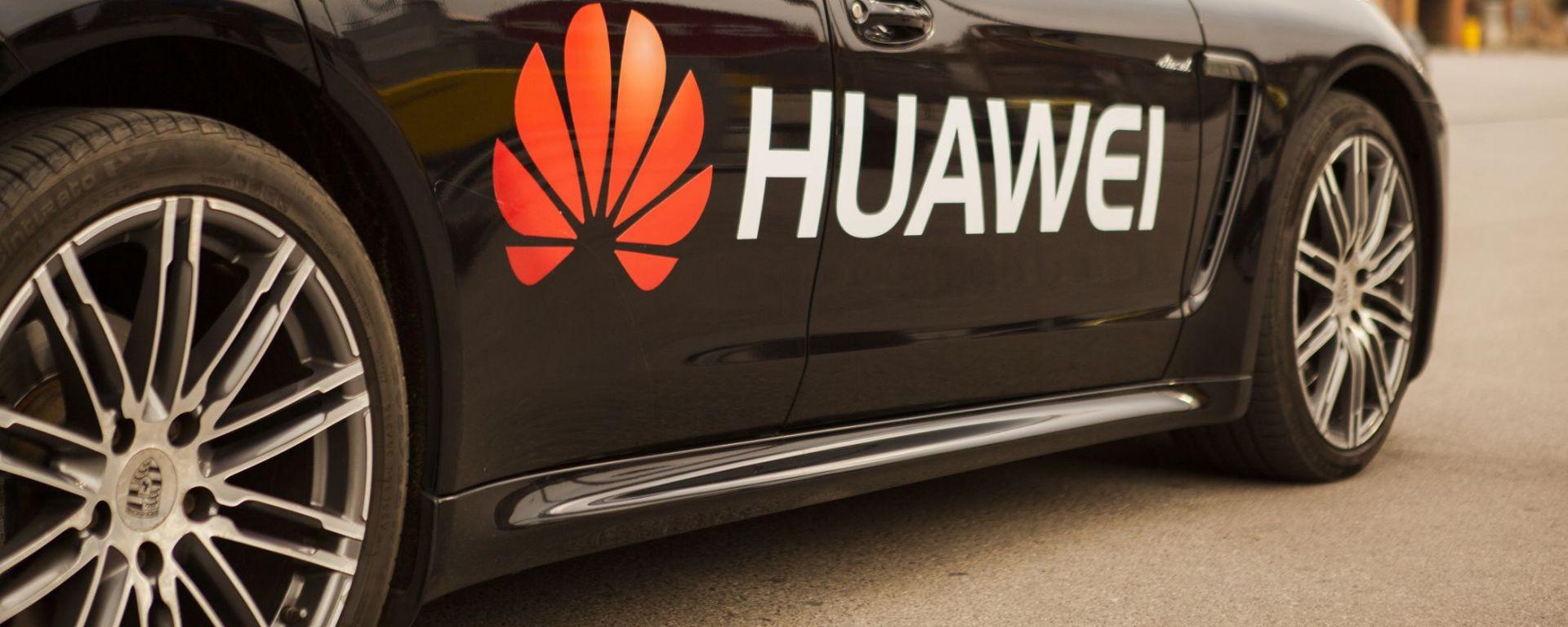 Huawei investe nell'auto elettrica