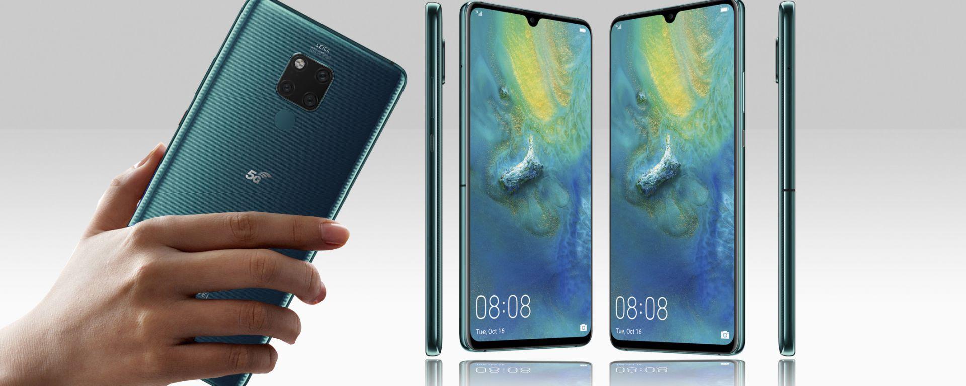 Huawei Mate X20 5G