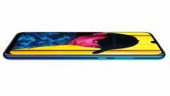 Huawei P Smart 2019: vista lato deltro
