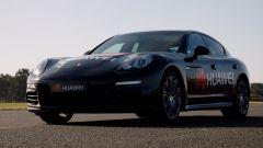 Huawei punta sulla guida autonoma sperimentando sulla Porsche Panamera