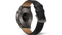 Huawei Watch 2: dettaglio del sensore per il battito cardiaco