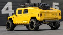 Hummer H1 2025: il rendering di Samir Sadikhov