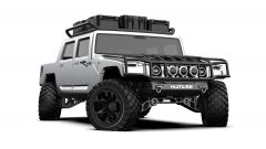 Hummer H1 2025: il rendering