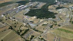 Hungaroring - vista aerea