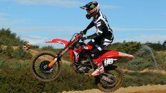 Hunter Lawrence agli Internazionali d'Italia Motocross