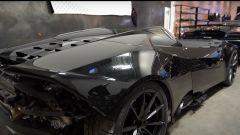 Huracan Evo RWD Aperta: niente parabrezza, finestrini o tettuccio. La Lamborghini diventa barchetta
