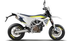 Husqvarna 701 Supermoto 2017, vista laterale