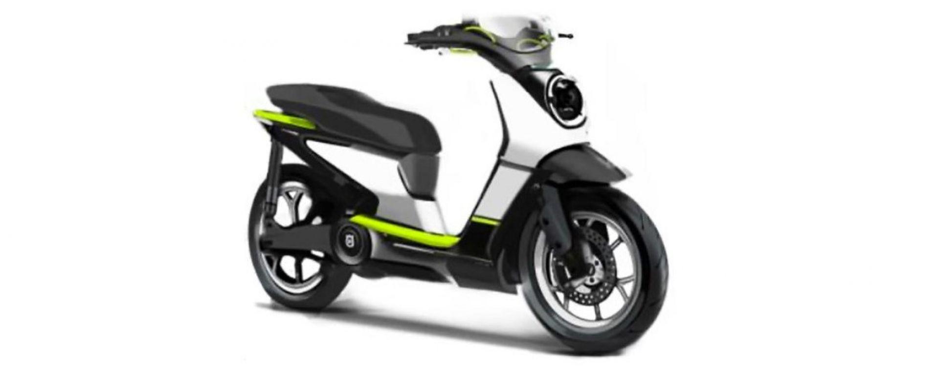 Husqvarna: ecco come potrebbe essere lo scooter elettrico