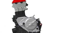 Husqvarna ecco il motore stradale - Immagine: 3