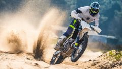 Husqvarna gamma Cross MY 2017: arriva il traction control - Immagine: 1