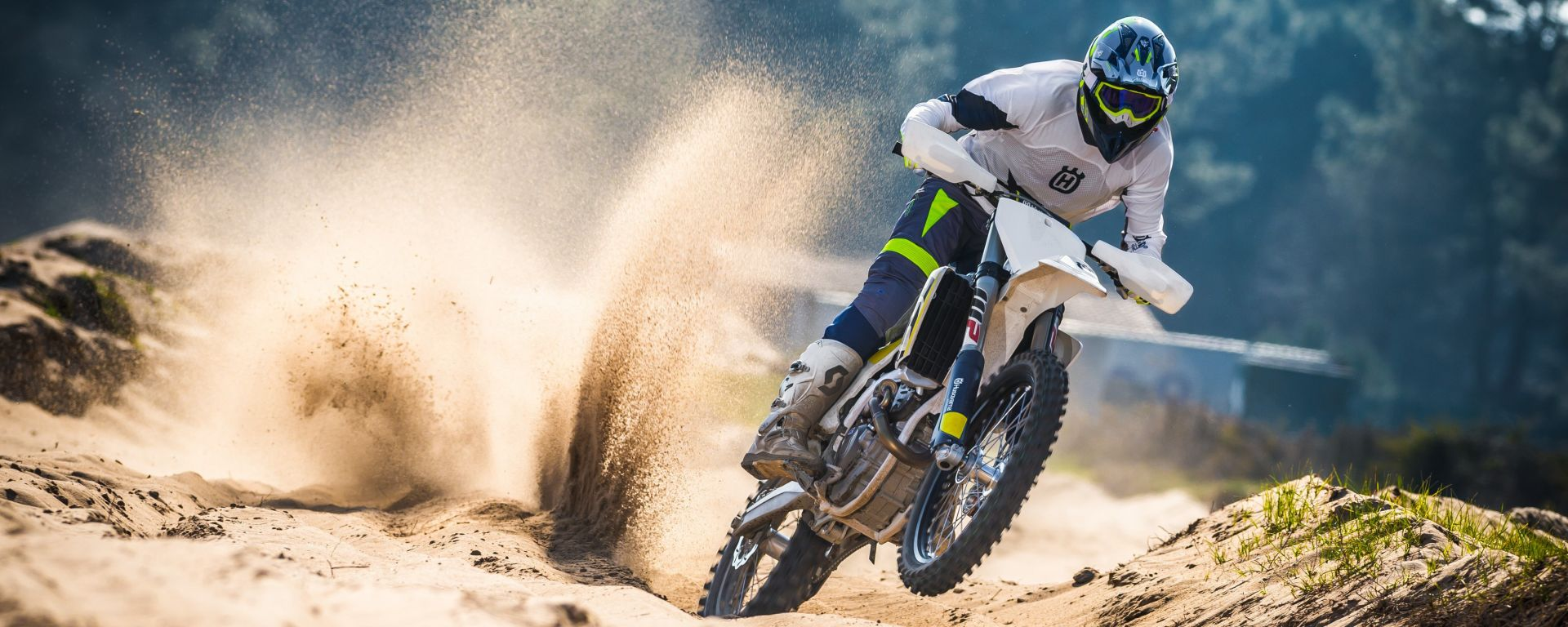 Husqvarna gamma Cross MY 2017: arriva il traction control