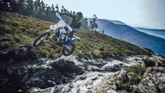 Husqvarna TE 300i 2021: la moto al top della gamma enduro 2 tempi