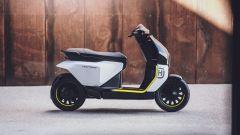 Husqvarna Vektorr, concept scooter elettrico: motore, autonomia