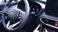 Hyundai Santa Fe: nel 2019 con serrature a impronte digitali - Immagine: 3