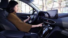 Hyundai Santa Fe: nel 2019 con serrature a impronte digitali - Immagine: 2