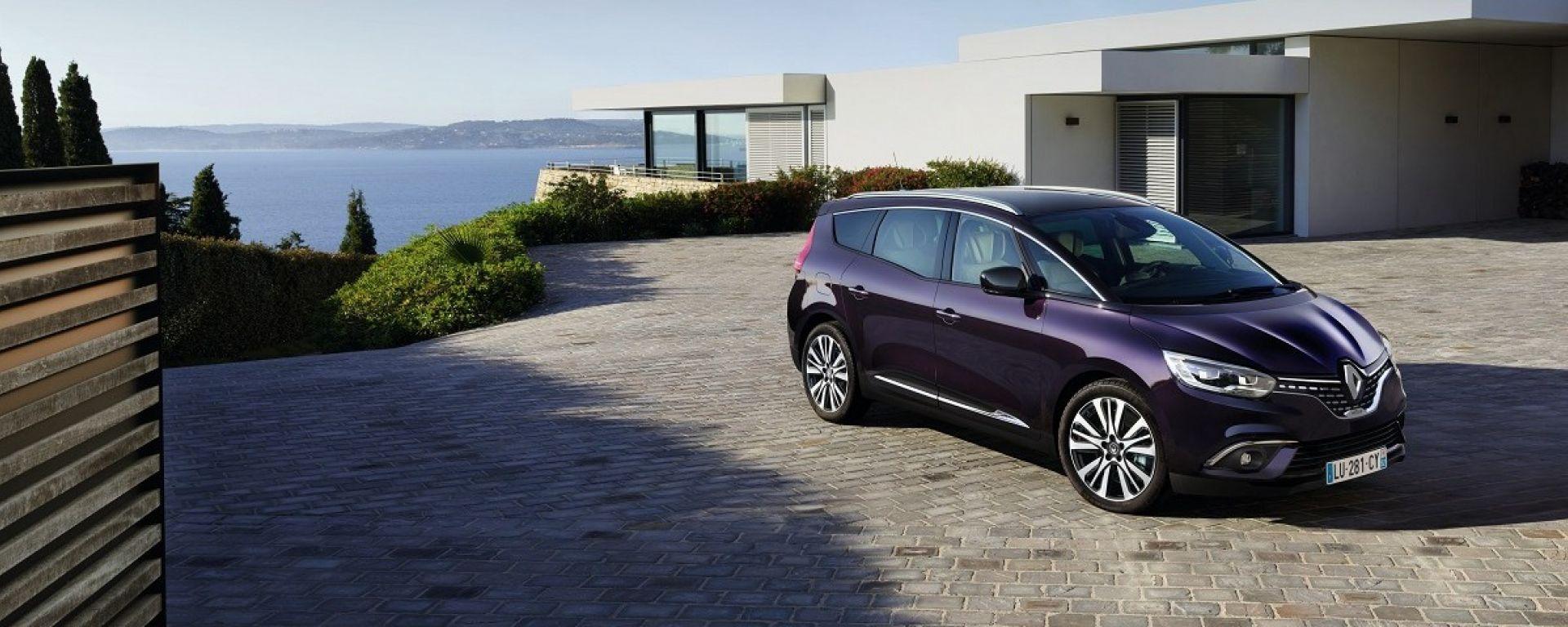 Hybrid Assist su Renault Scenic e Grand Scenic