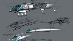 Hyperloop: dentro un tubo, a quasi 1.300 km/h - Immagine: 2
