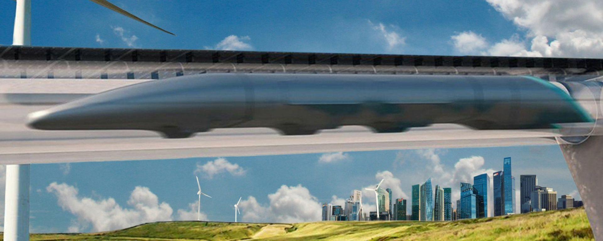 Hyperloop: Musk ne realizzerà uno suo?