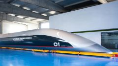 Hyperloop il treno supersonico: video