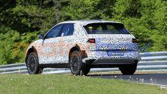 Hyundai 45 EV 2021, foto spia: il posteriore