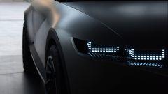 Hyundai 45 EV Concept 2019, dettaglio del gruppo ottico anteriore