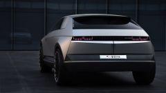 Hyundai 45 EV Concept 2019, il posteriore