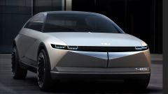 Hyundai 45 EV Concept 2019, vista frontale