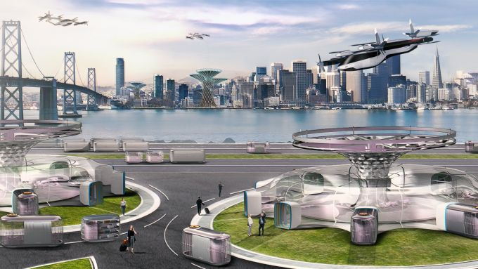 Hyundai, al CES 2020 coi suoi droni a guida autonoma