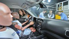 Hyundai Multi-Collision Airbag System: per la sicurezza in auto