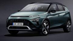 Hyundai Bayon: 3/4 frontale
