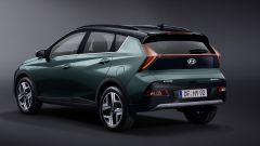 Hyundai Bayon: 3/4 posteriore