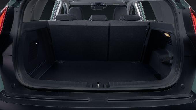 Hyundai Bayon: bagagliaio