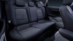 Hyundai Bayon: divanetto posteriore
