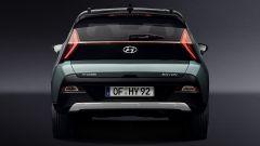 Hyundai Bayon: posteriore