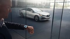 Hyundai Blue Link smartwatch app - Immagine: 12