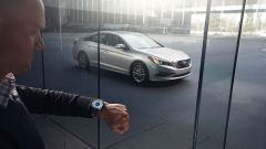 Hyundai Blue Link smartwatch app - Immagine: 11