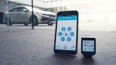 Hyundai Blue Link smartwatch app - Immagine: 5