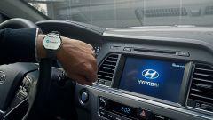 Hyundai Blue Link smartwatch app - Immagine: 1