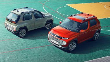 Hyundai Casper 2021: sarebbe un rivale di Fiat Panda e Suzuki Ignis