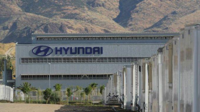 Hyundai chiude 7 stabilimenti in Sud Corea per problemi con i fornitori cinesi