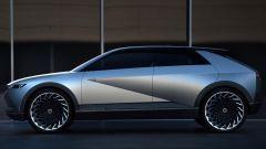 Hyundai Ioniq 5, in anteprima la scheda tecnica del SUV elettrico