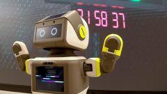 Hyundai DAL-e è studiato per l'interazione con gli umani