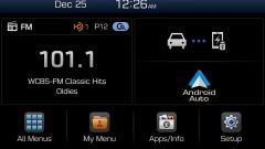 Hyundai Display Audio System - Immagine: 1