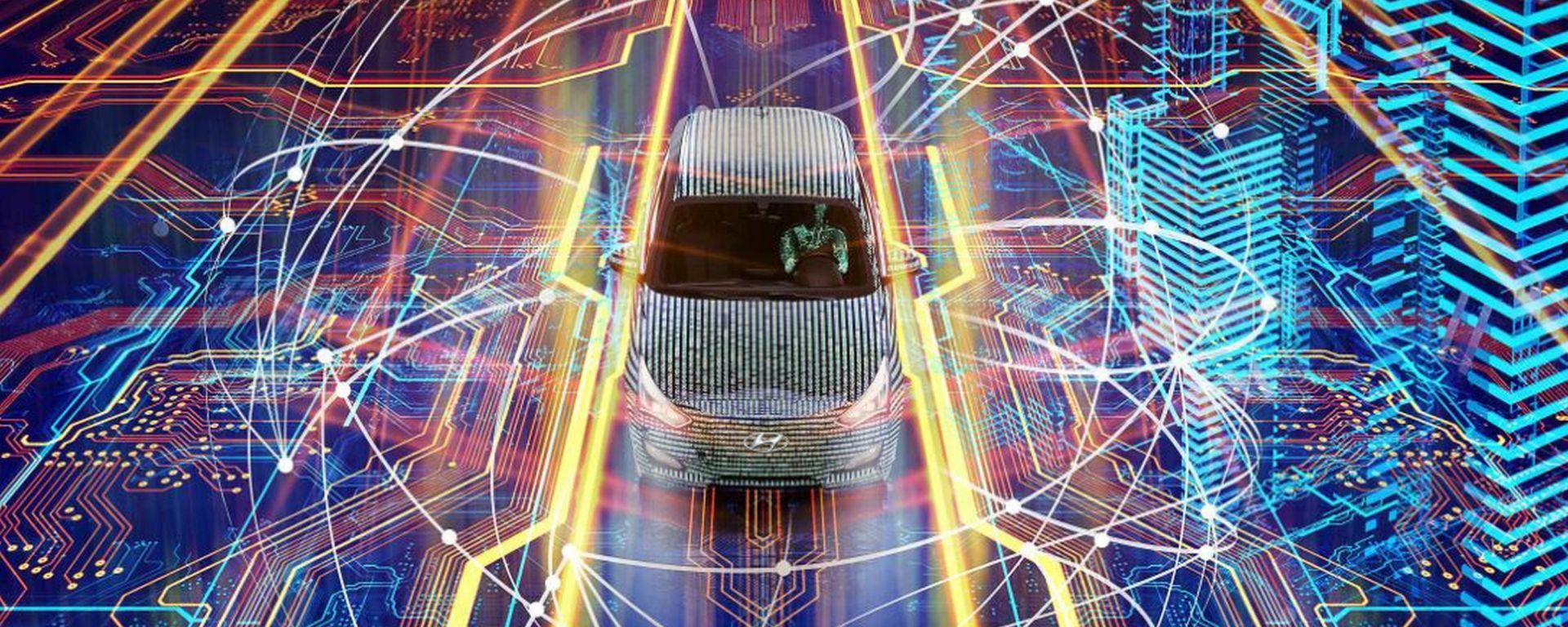 Hyundai e Autotalks: obbiettivo sicurezza alla guida con V2X
